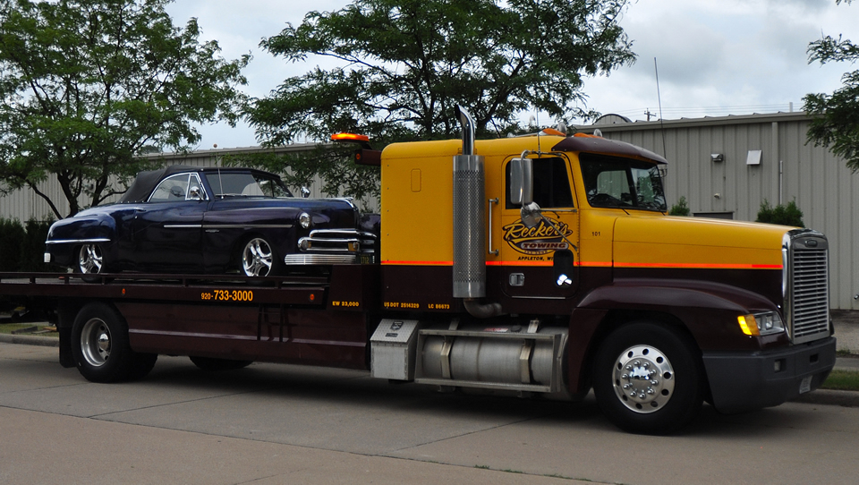 Appleton Towing   Towing Fox Cities   Tow Truck Appleton